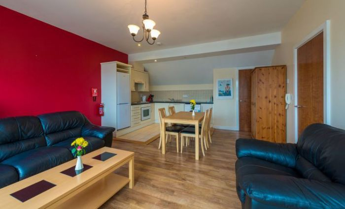 5 Bed Self-catering Apartment